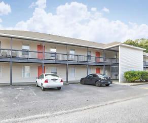 Building, Aplin Apartments