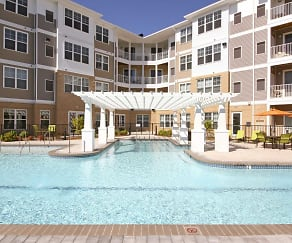 Pool, Solace Apartments