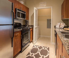 Kitchen, Avalon Station 250