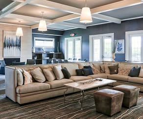 Living Room, Fairview at Town Center