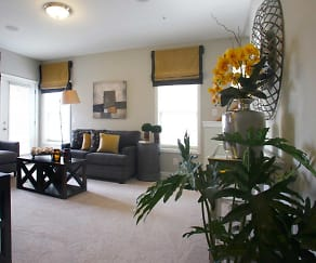 Living Room, Autumn Hills