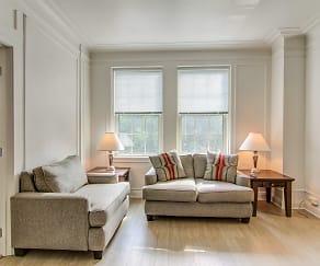 Living Room, Fenway Manor