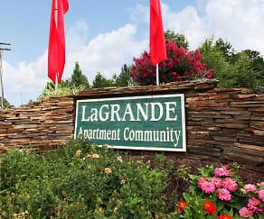Community Signage, La Grande