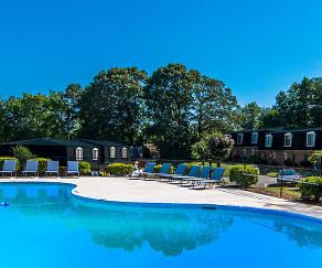 Pool, Four Seasons Townhomes