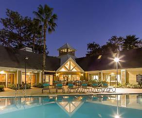 Pool, Park at Laurel Oaks