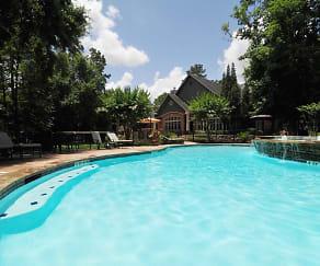 Pool, White Oak