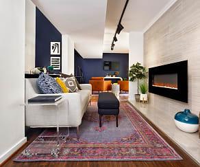 Living Room, Abbington Hills