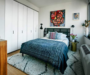 Bedroom, Jersey City Urby