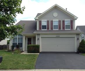 14233 S Hillsdale Court, Lakewood Falls, Romeoville, IL