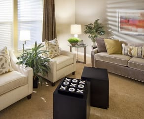 Living Room, Acero Ridgefield