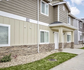 Building, Timbercreek Townhomes