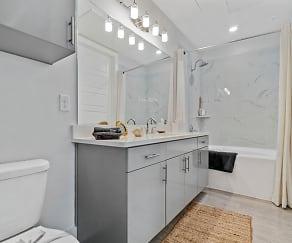 Bathroom, Mansions at Lake Ridge