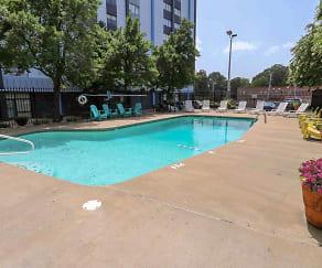 Pool, The Helix