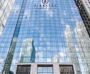 Building, Pinnacle Furnished Suites