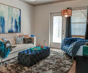 Living Room, Olympus Carrington