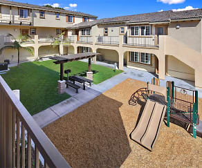 Landscaping, Parkview Apartments