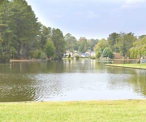 Lake, Woodmere