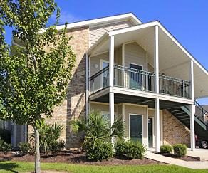 Building, Lafayette Garden Apartments