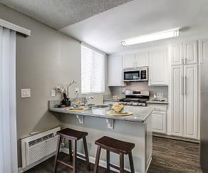 Kitchen, Claremont Park