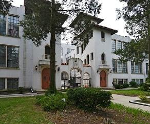 Building, Grand Court Villas