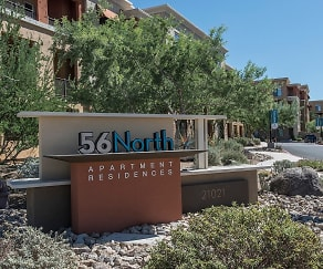 56 North, La Puerta High School, Phoenix, AZ