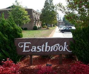 Community Signage, Eastbrook and Village Green Apartments