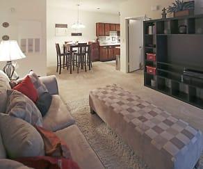 Living Room, Monte Sano Terrace