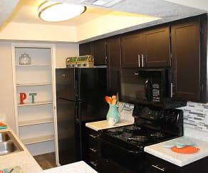 Kitchen, Park Tower