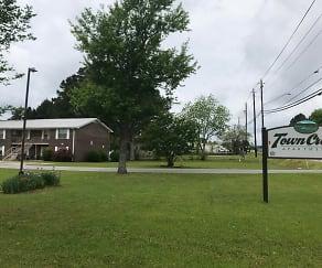 Community Signage, Town Creek Apartments