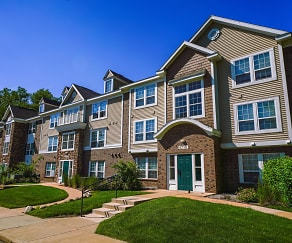 Building, Tall Oaks Apartment Homes