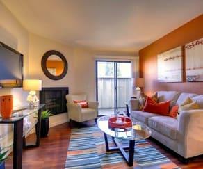 Living Room, Rocklin Manor