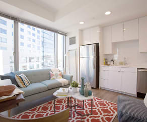 Living Room, The Van Ness