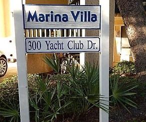 Community Signage, 300 Yacht Club Dr Unit 12