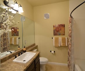 Bathroom, Andalucia Villas