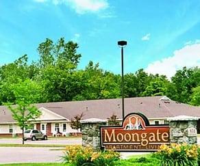 Building, Moongate Adult Community