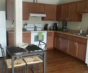 Dining Room, Heritage Lane Residences