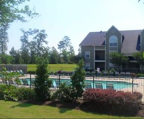 Pool, Spring Lake Apartments