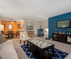 Living Room, Diamond Forest