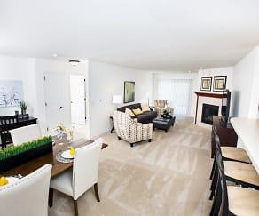 Centennial Park - Arbors Addition (new), Centennial Park Apartments