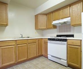 Kitchen, Hazelcrest