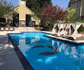 Pool, Copper Creek Apartments