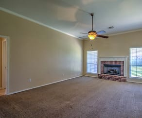 Living Room, 21540 E 39th Pl.