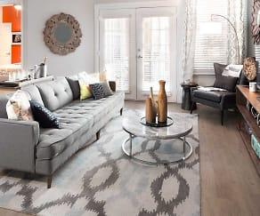 Living Room, Alesio Urban Center