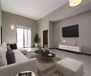Living Room, 1501 Jackson