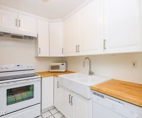 Kitchen, 837 N West Knoll Dr Apt 220