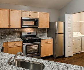 Laundry Room With Additional Storage, Owings Park Apartments