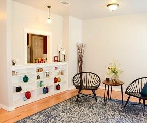 Living Room, Girard Court