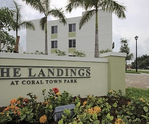 Building, The Landings at Coral Town Park