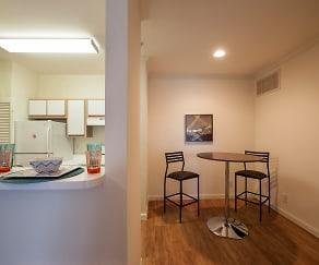 Dining Room, Auden