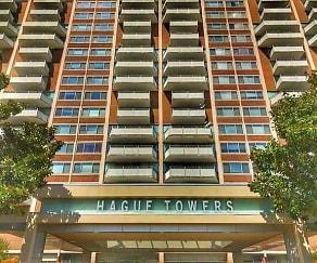 Community Signage, Hague Towers